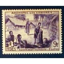 Archipel des Comores (...