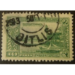 Turquie / Bitlis YT 181 Obl