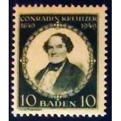 Bade (Baden, Badensko) YT 47 *