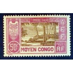 Moyen-Congo (Middle Congo,...