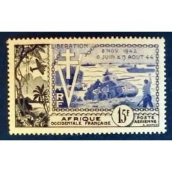A.O.F. / Afr. Occidentale...