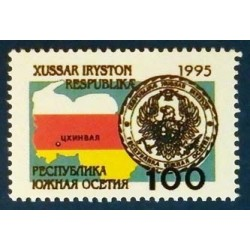 Juzna Osetia, Ossetie du...