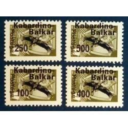 Kabardino Balkar, Balkarie,...