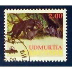 Udmurtia, Oudmourtie (Poste...