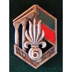 6eme REI (( 6eme Regiment...