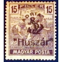 HUSZAR -  Adria Sea 1918-24...