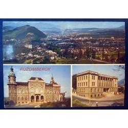 CP Ruzomberok avec timbre...