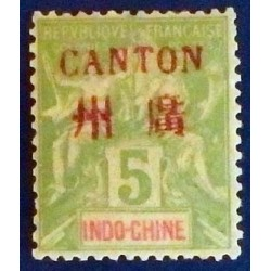Canton (Kanton) YT 4 *