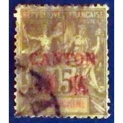 Canton (Kanton) YT 8 Obl