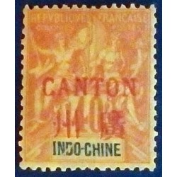 Canton (Kanton) YT 12 *