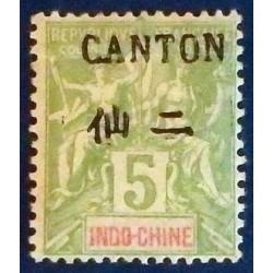 Canton (Kanton) YT 20 *