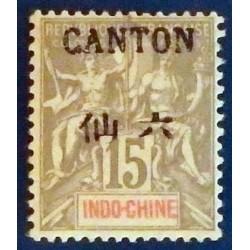 Canton (Kanton) YT 22 *