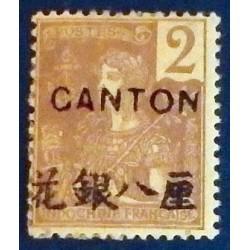 Canton (Kanton) YT 34 *