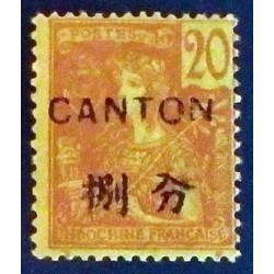 Canton (Kanton) YT 39 *
