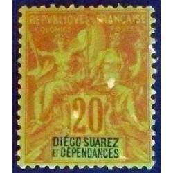Diego-Suarez YT 31 *