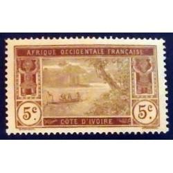 Cote d' Ivoire (Ivory...