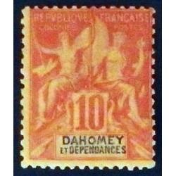 Dahomey (Dahome) YT 2 *