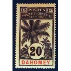 Dahomey (Dahome) YT 23 *