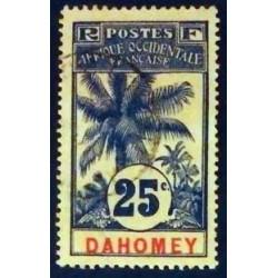 Dahomey (Dahome) YT 24 Obl