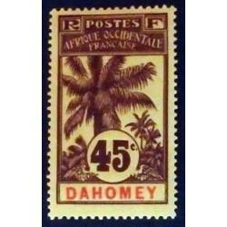 Dahomey (Dahome) YT 27 *