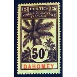 Dahomey (Dahome) YT 28 *