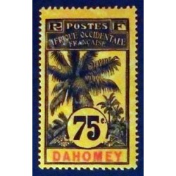 Dahomey (Dahome) YT 29 *