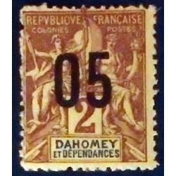 Dahomey (Dahome) YT 33 *