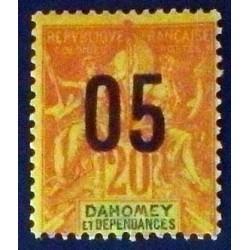 Dahomey (Dahome) YT 36 *
