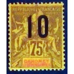 Dahomey (Dahome) YT 42 *