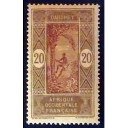 Dahomey (Dahome) YT 49b *