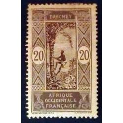 Dahomey (Dahome) YT 49c *