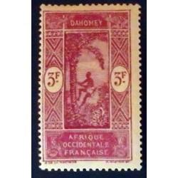 Dahomey (Dahome) YT 98 *