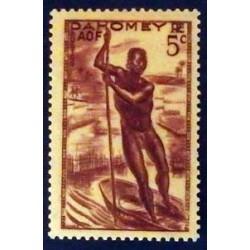 Dahomey (Dahome) YT 122 *