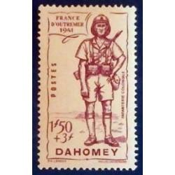 Dahomey (Dahome) YT 144 *