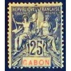 Gabon (Gabun) YT 23 *