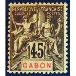 Gabon (Gabun) YT 27 *