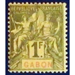 Gabon (Gabun) YT 30 *