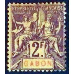 Gabon (Gabun) YT 31 *