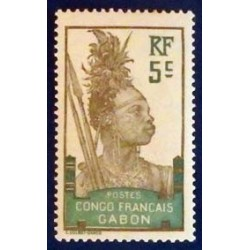 Gabon (Gabun) YT 36 *