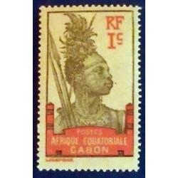 Gabon (Gabun) YT 49 *
