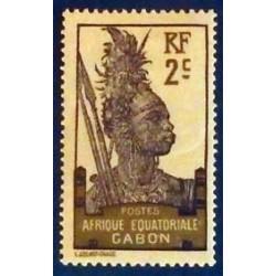 Gabon (Gabun) YT 50a *