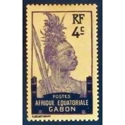 Gabon (Gabun) YT 51 *