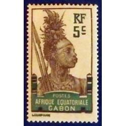 Gabon (Gabun) YT 52 *