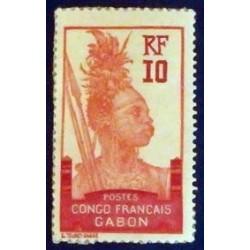 Gabon (Gabun) YT 53 *
