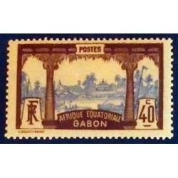 Gabon (Gabun) YT 59 *