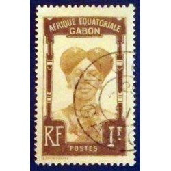 Gabon (Gabun) YT 63 Obl
