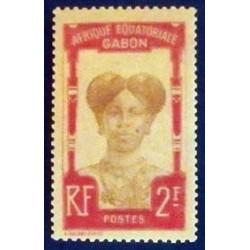 Gabon (Gabun) YT 64 *