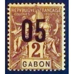 Gabon (Gabun) YT 66 *