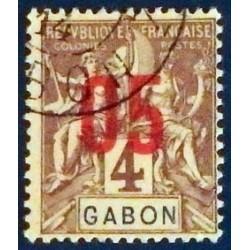 Gabon (Gabun) YT 67 Obl