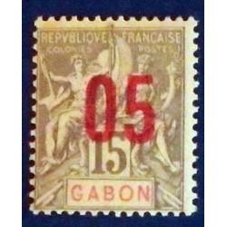 Gabon (Gabun) YT 68 *